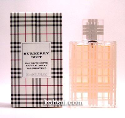 バーバリー ブリット EDT SP 30ml 香水