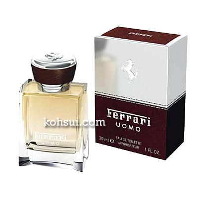 フェラーリ FERRARI 香水 ウオモ オードトワレ スプレー EDT SP 30ml