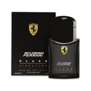 フェラーリ Ferrari フェラーリ ブラックシグニチャー オードトワレ スプレー EDT SP 40ml