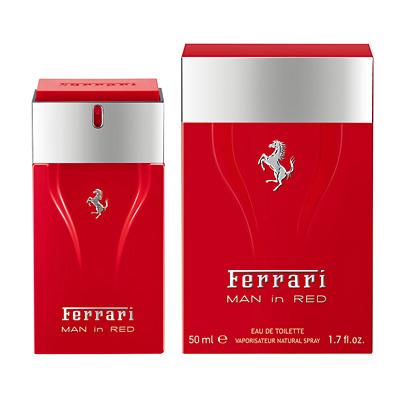 フェラーリ マンインレッド EDT 50ml 香水