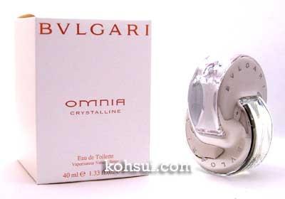 ブルガリ オムニア クリスタリン 65ml EDT SP BVLGARI 香水