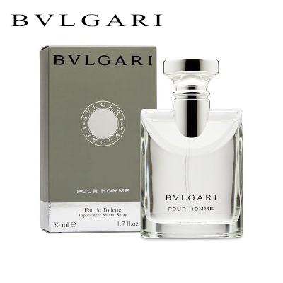ブルガリ BVLGARI 香水 プールオム オードトワレ スプレー EDT SP 50ml