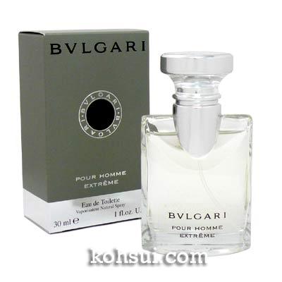 ブルガリ BVLGARI 香水 プールオム エクストレーム オードトワレ スプレー EDT SP 30ml