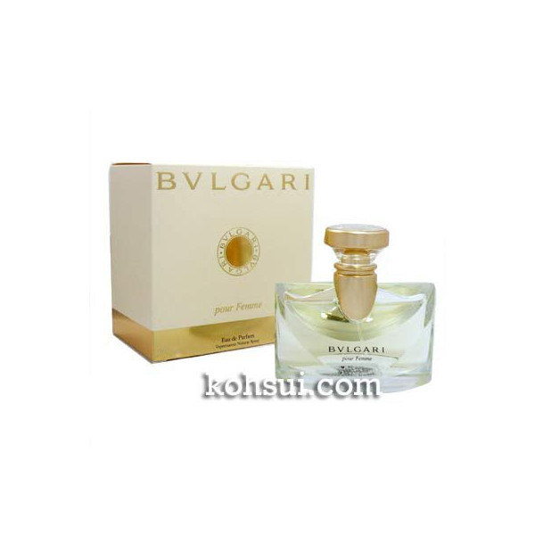 ブルガリ BVLGARI プールファム 100ml EDP SP 香水