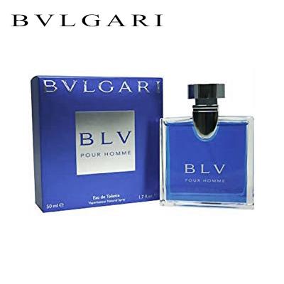 ブルガリ BVLGARI 香水 ブルー プールオム オードトワレ スプレー EDT SP 50ml
