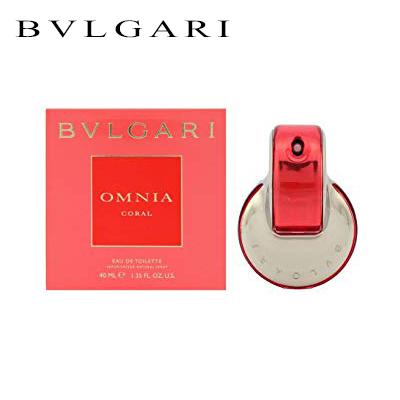 ブルガリ BVLGARI 香水 オムニア コーラル オードトワレ EDT SP 40ml