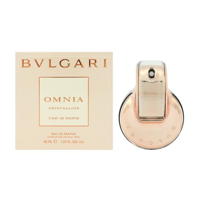 ブルガリ BVLGARI 香水 オムニア クリスタリン オードパルファム EDP SP 40ml