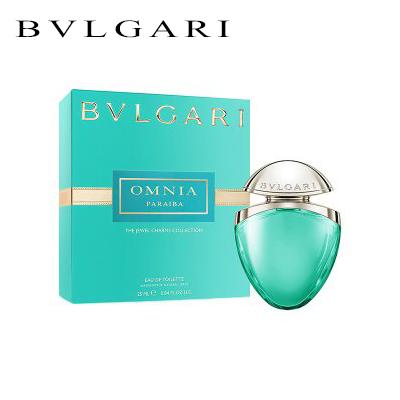 ブルガリ オムニア パライバ ジュエルチャームコレクション EDT 25ml BVLGARI 香水
