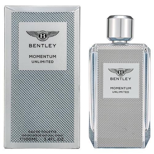 ベントレー BENTLEY モーメンタム アンリミテッド オードトワレ EDT SP 100ml 香水 フレグランス