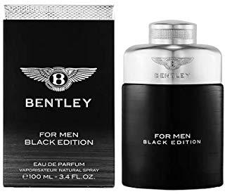ベントレー BENTLEY フォーメン ブラックエディション オードパルファム EDP SP 100ml