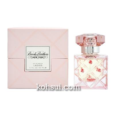 ブルックス ブラザーズ BROOKS BROTHERS 香水 ニューヨーク レディース オードパルファム スプレー EDP SP 50ml