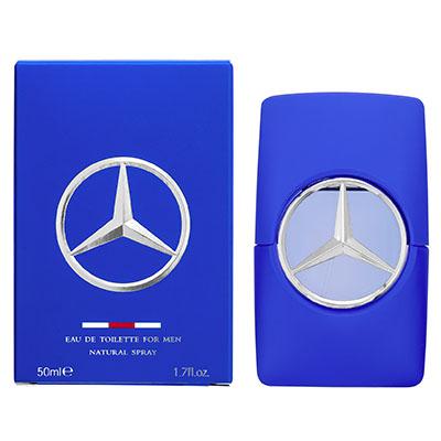 メルセデス・ベンツ Mercedes-Benz マン ブルー ジャパンリミテッド オードトワレ EDT SP 50ml