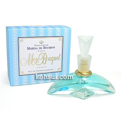 マリナドブルボン MARINA DE BOURBON 香水 モンブーケ オードトワレ スプレー EDT SP 30ml