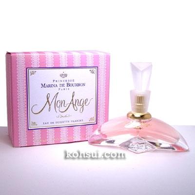 マリナドブルボン MARINA DE BOURBON 香水 モンアンジュ オードトワレ スプレー EDT SP 30ml