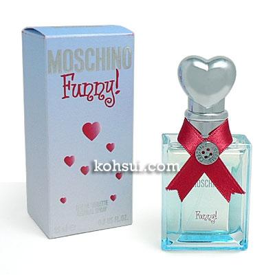モスキーノ MOSCHINO 香水 ファニー オードトワレ スプレー EDT SP 25ml