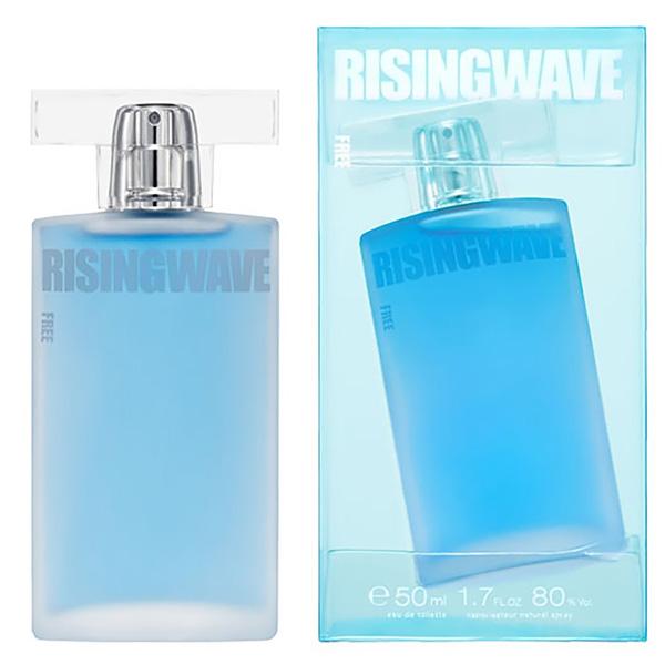 ライジングウェーブ フリーライトブルー EDT SP 50ml RISINGWAVE メンズ 香水 あすつく