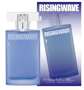 ライジングウェーブ RISINGWAVE フリー オーシャンベリー 50ml EDT SP 香水