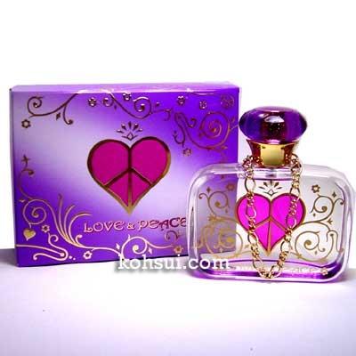 ラブ&ピースパルファム LOVE&PEACE PARFUMS 香水 ラブアンドピース オードパルファム スプレー EDP SP 50ml