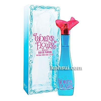 ラブ&ピースパルファム LOVE&PEACE PARFUMS 香水 ワンダーフラワー ナイト オードパルファム スプレー EDP SP 50ml