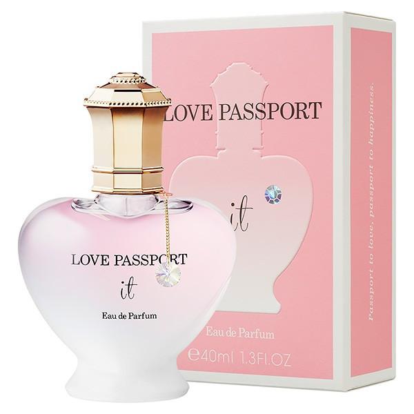 ラブパスポート イット EDP SP 40ml レディース 香水