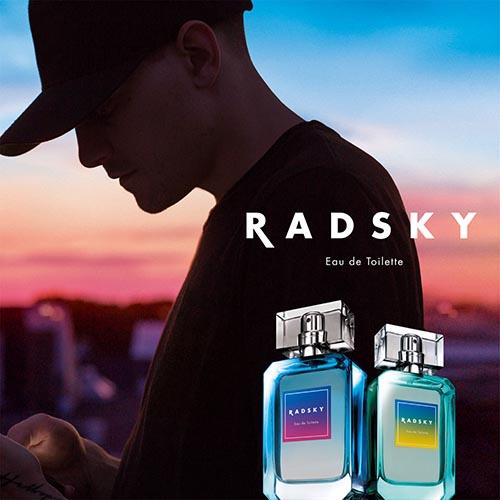 ラッドスカイ RADSKY エーエム a.m. オードトワレ EDT SP 50ml 香水 フレグランス
