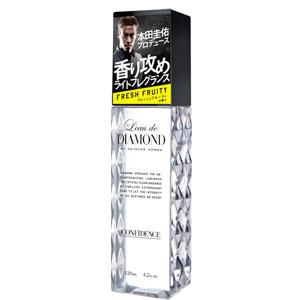 ロードダイアモンド バイ ケイスケ ホンダ ライトフレグランス コンフィデンス 120ml