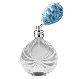 アトマイザー 香水 卓上 フランス製 香水瓶 30ml ブルー