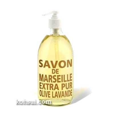 【送料無料】 カンパニー ド プロバンス Compagnie de Provence マルセイユ リキッドソープ オリーブ 500ml