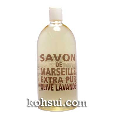 【送料無料】 カンパニー ド プロバンス Compagnie de Provence マルセイユ リキッドソープ リフィル オリーブ 1000ml