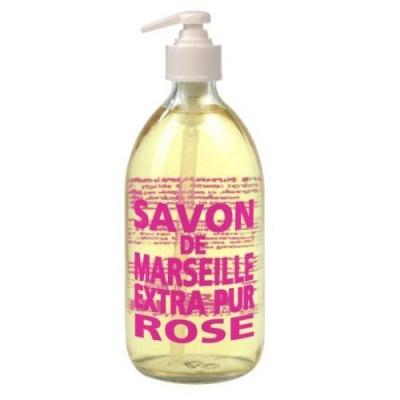 【送料無料】 カンパニー ド プロバンス Compagnie de Provence マルセイユ リキッドソープ ローズ 500ml