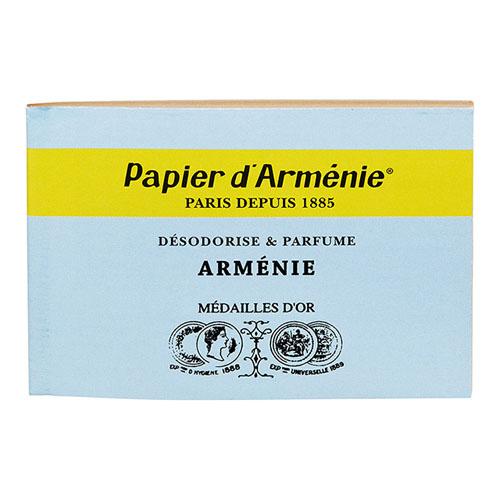 パピエダルメニイ Papier d'Armenie トリプル お香 アルメニイ 3×12枚