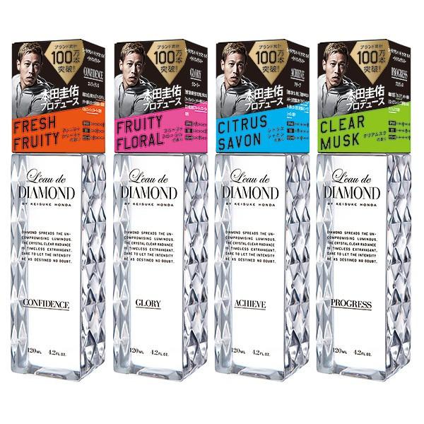 ロードダイアモンド バイ ケイスケ ホンダ ライトフレグランス 全4種 120ml ポイント10倍