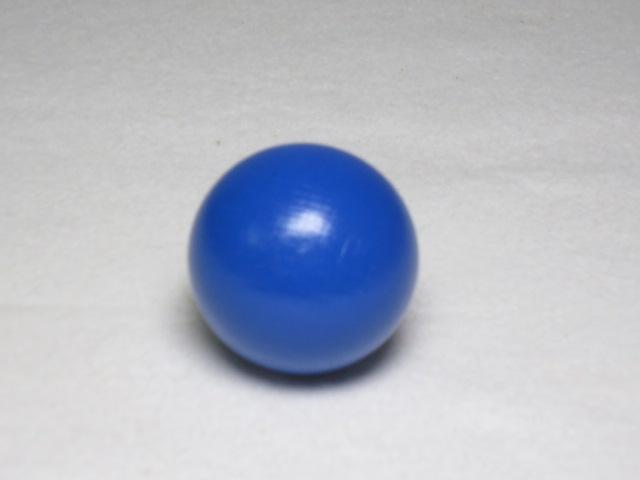 カラー木球35Φ 青