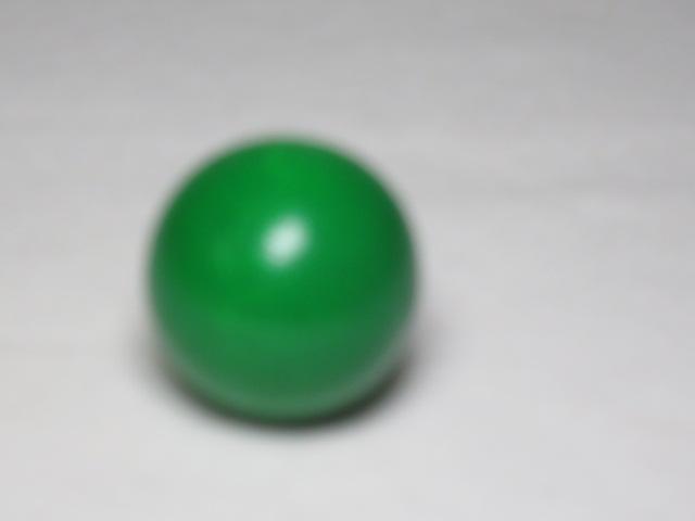 カラー木球37Φ 緑