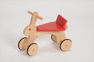 【送料無料】ラビット 日本製木のおもちゃ のりもの ぶなの木 プレゼント