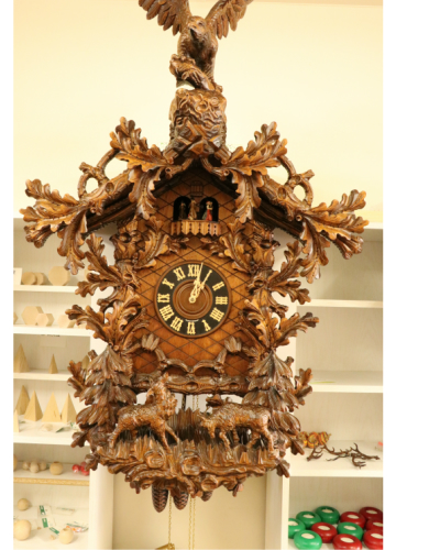 黒い森のカッコー時計 W