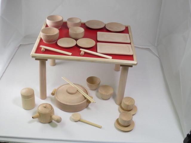 日本の食卓