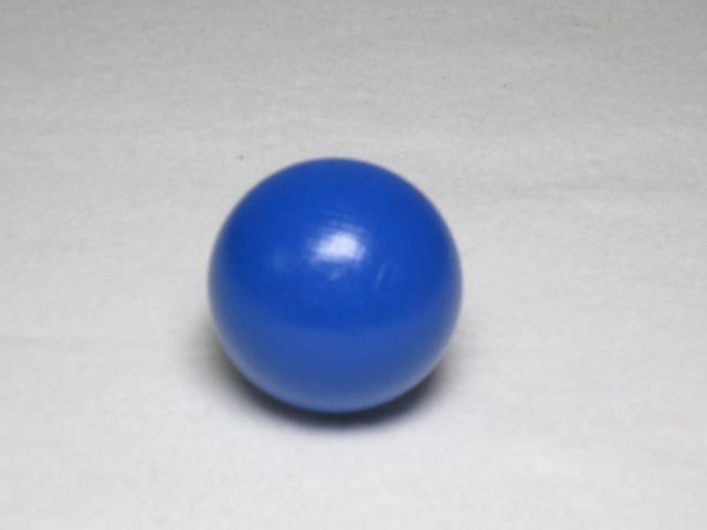 カラー木球37Φ 青