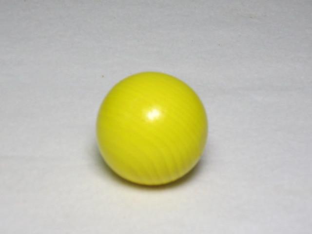 カラー木球37Φ 黄