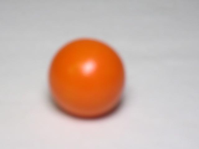 カラー木球37Φ オレンジ