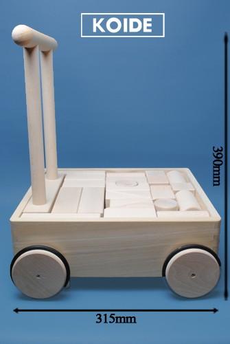 押車積木 K25