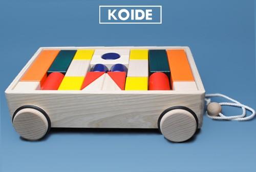引車積木 K35
