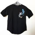 鯉刺繍Tシャツ