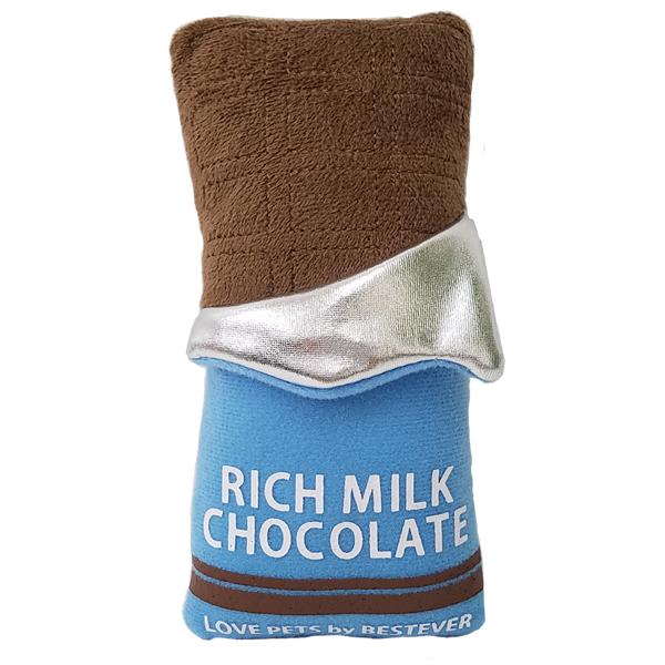 ペットトイ リッチミルク板チョコ