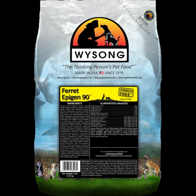 WYSONG(ワイソン)フェレット エピゲン90 2.27kg