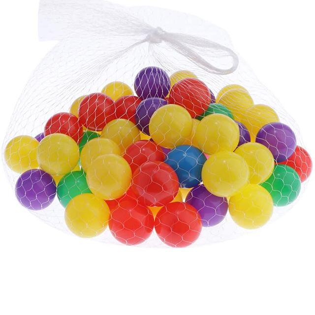 フェレットのおもちゃ カラーボール(ボール100個)