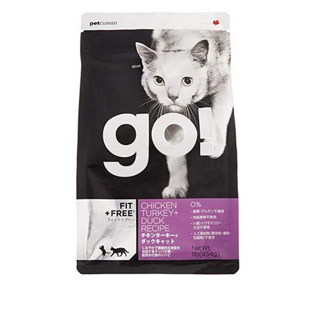 GO! FF チキンターキー+ダックキャット 453g
