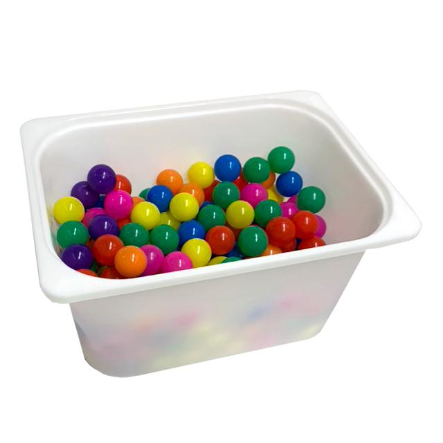 フェレットのおもちゃ カラーボールプール(ボール200個)