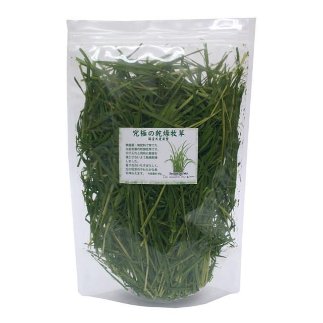 究極の乾燥牧草 大麦若葉 40g