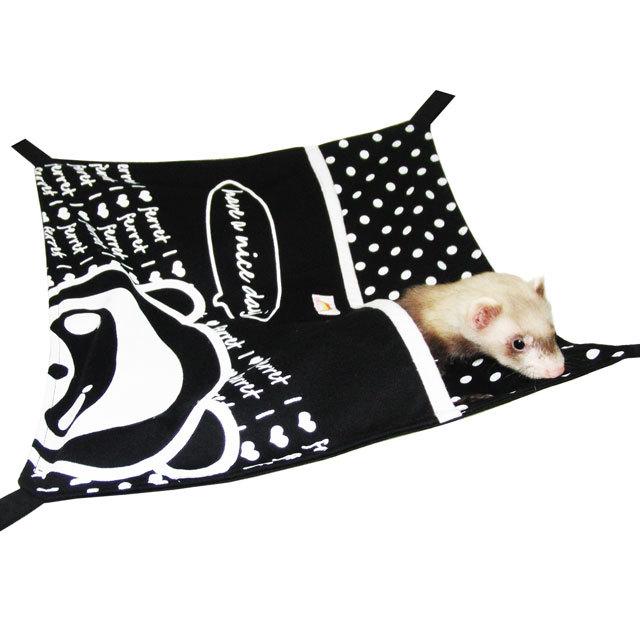 I love ferret ハンモック